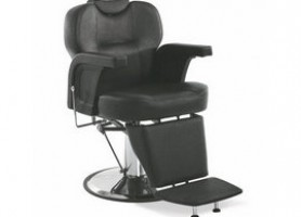 Bellavie Deluxe Hydraulic Barber Chair Beauty Shop Reclining