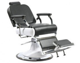 European Comfortable Reclining Raptor Barber Chair Hairdressing Cutting Chair