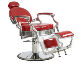 Luxury Barber Shop Furniture Antique Hair Salon Cutting Chair