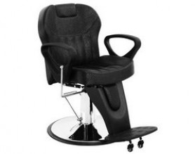 beauty salon furniture hydraulic classic black barber chairs