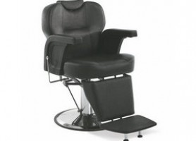 Comfortable all purpose hydraulic portable recline barber chair