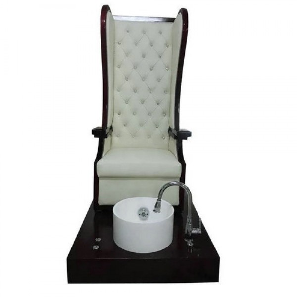 Fabulous High Back Nail Salon King Throne Manicure Bowl Pedicure Gamerscity Chair Design For Home Gamerscityorg