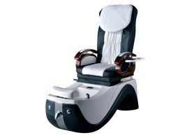 Electric foot massage sofa spa pedicure relax chair manicure station