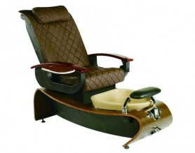 Top quality leather foot massage station pedicure chair for ladies beauty salon