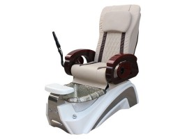 India electric nail salon spa foot massage sofa manicure pedicure chairs with bowl