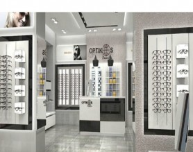 New Design Eyeglass Optical Frame Displays Showcase Store Cabinet Counter