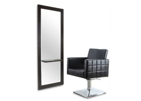 Cosmetic mirror barber decorative makeup mirror made in China