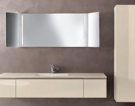 wood double sink basin bathroom vanity pvc cabinet