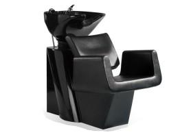 wholesale hair salon washing unit shampoo chairs with basin