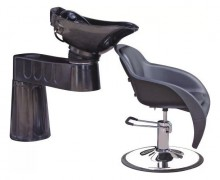 Portable Salon Hair Washing Units Shampoo Chairs with Sink