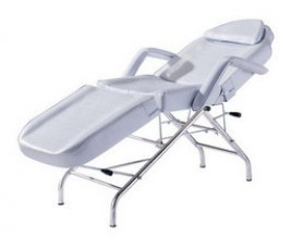 Adjustable beauty bed massage table tattoo chair