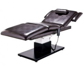 Adjustable therapy massage table wellness beauty bed