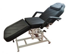 Electric Pro partial facial bed massage table salon equipment