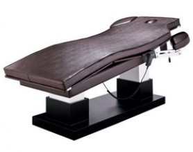 Electric treatment massage table wellness beauty bed