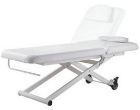 Electrical facial beauty bed massage table