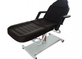 Simple massage table hydraulic facial beauty chair