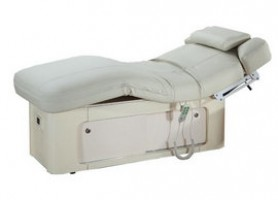 Luxury motor electric massage table facial bed made in China