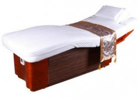 Electric treatment massage table spa body facial bed