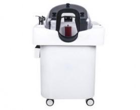 Salon wash basin sink fumigation hair steamer treatment instrument