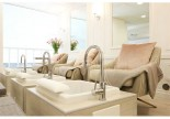Beauty Salon Furniture European Style Hot Sale SPA Pedicure Sofa With Bowl