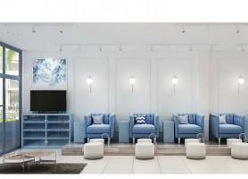 High quality wholesale spa chair luxury nail salon pedicure