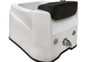 Luxury Nail Salon Spa Pedicure Chair Spa Wash Basin Pedicure Sink Bowl