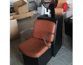 Salon Furniture Beauty Hairdressing Spa Dryer Chair With Hair Steamer