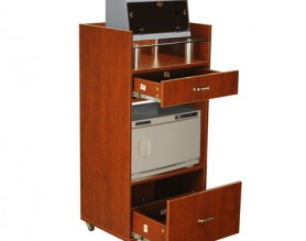 China Hair Salon Holders Trolley Barber Station Beauty Nail Hand Cart Pedicure Tools Storage Cabinet Drawers