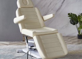 Beauty Spa Salon Furniture Waxing Facial Electric 3 Motors Treatment Eyelash Cosmetic Table Massage Bed