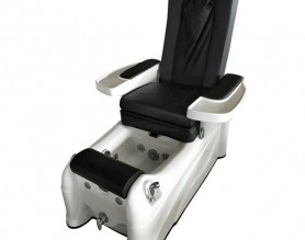 Electric recline manicure pedicure chair nail foot massage spa sofa station constant water temperature