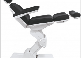 Cheap Beauty Salon Furniture Reclining Treatment Electric Massage Table Facial Bed Cosmetic Chair