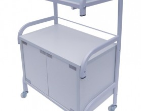 Beauty Salon Manicure Nail Pedicure Tools Storage Cart Cabinet Drawers Color Hairdressing Trolley Styling Station