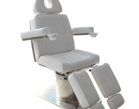 Spa Salon Furniture Cosmetic Electric Motor Beauty Treatment Table Podiatry Tattoo Facial Chair