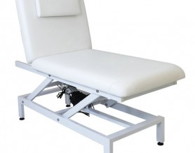 Beauty Salon Motors Reclining Rotation Treatment Table Extension Massage Facial Bed Lash Cosmetic Chair