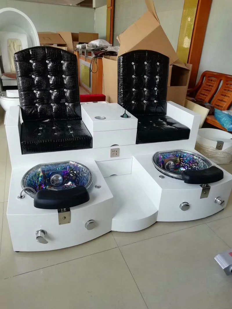 Brilliant Customized Spa Station Beauty Salon Equipment Pedicure Creativecarmelina Interior Chair Design Creativecarmelinacom